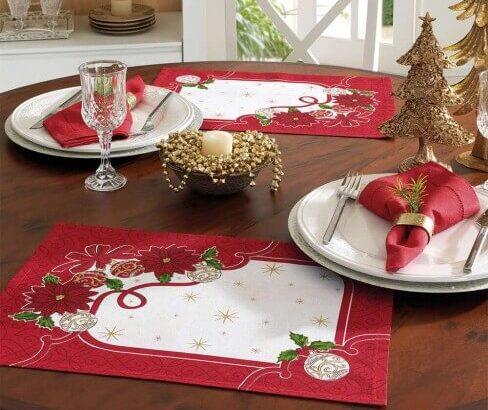 decoração de natal simples e barata