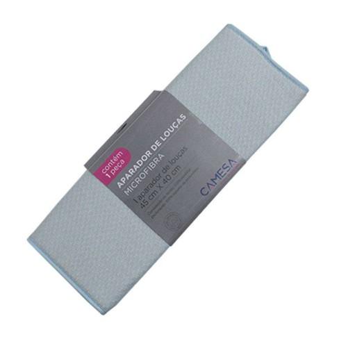 Aparador de Louças Microfibra - Camesa - Azul claro