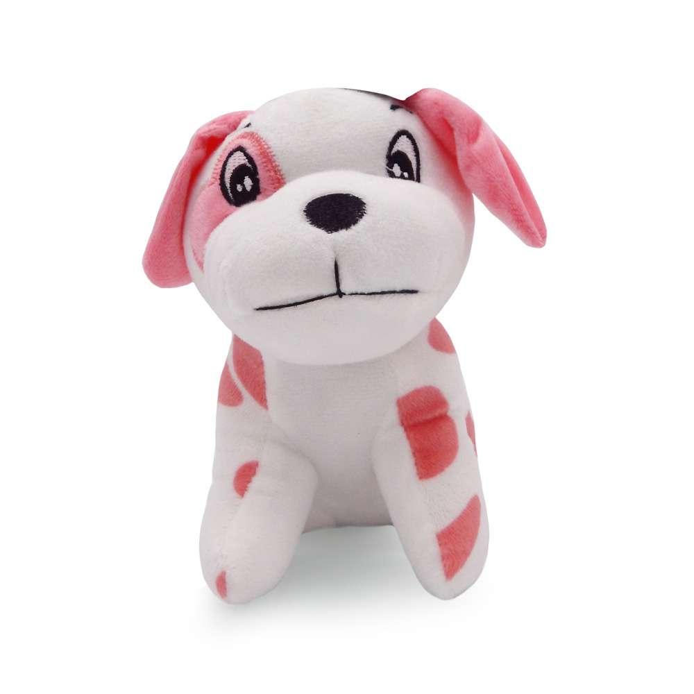 Bichinho de Pelúcia Meu Pet - Pet Toys - Cachorrinha rosa