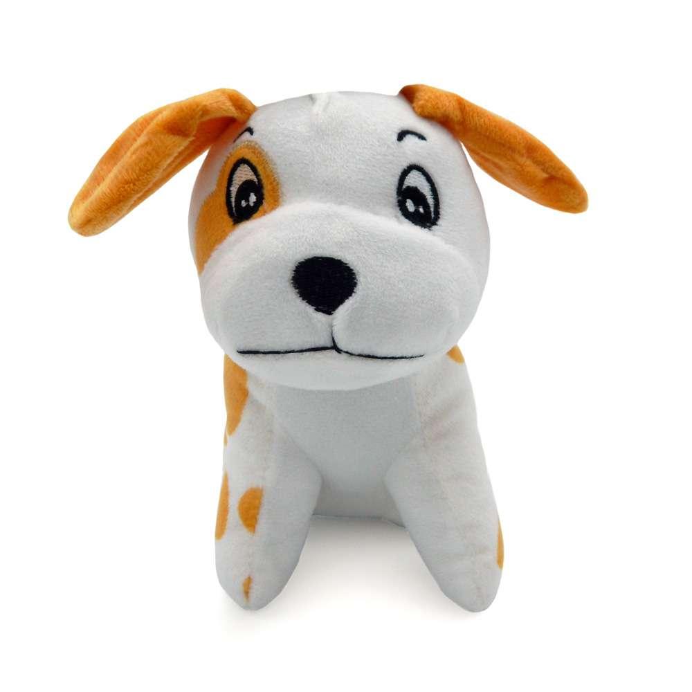 Bichinho de Pelúcia Meu Pet - Pet Toys - Cachorrinho caramelo