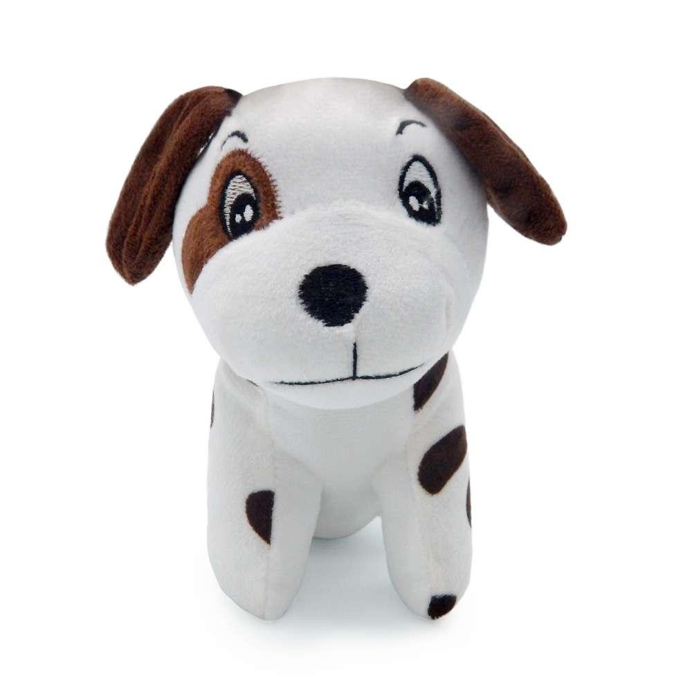 Bichinho de Pelúcia Meu Pet - Pet Toys - Cachorrinho marrom