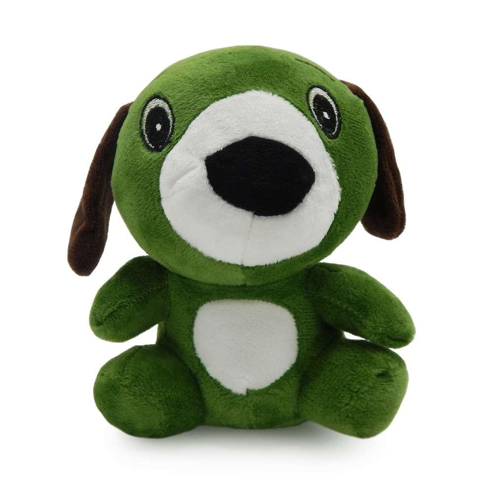 Bichinho de Pelúcia Meu Pet - Pet Toys - Dog verde