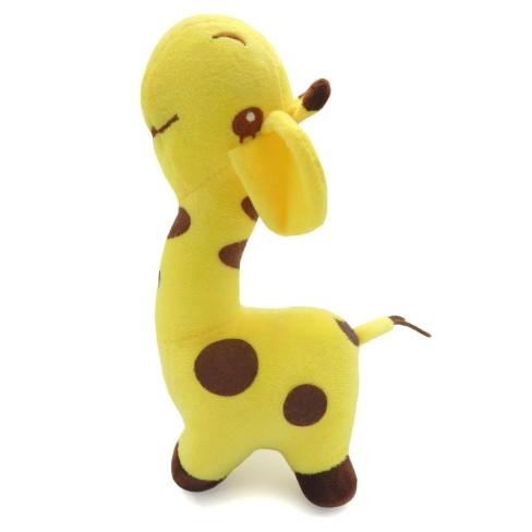 Bichinho de Pelúcia Meu Pet - Pet Toys - Girafinha