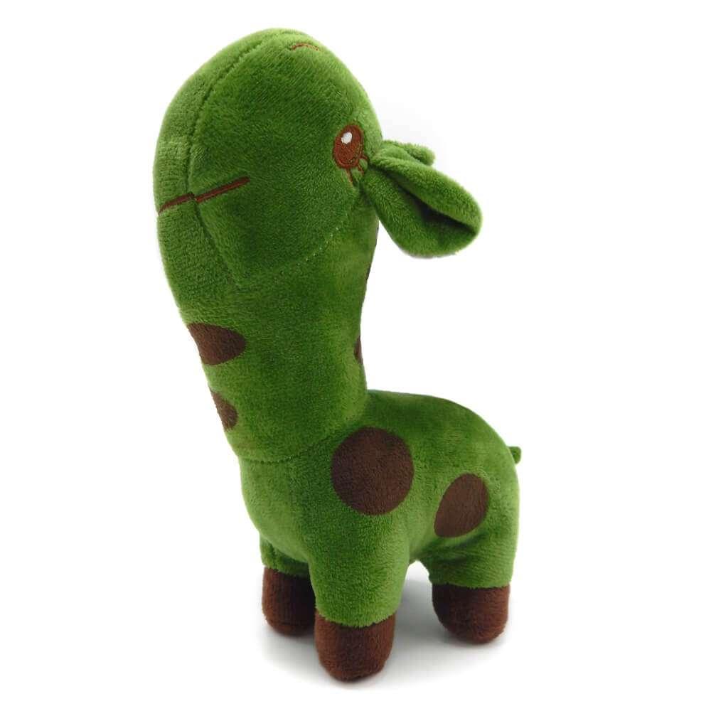 Bichinho de Pelúcia Meu Pet - Pet Toys - Girafinha verde