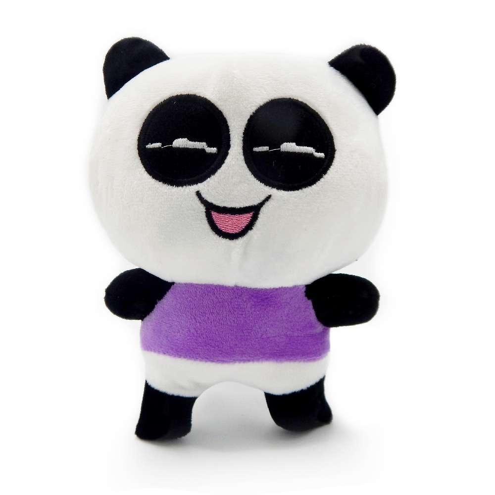 Bichinho de Pelúcia Meu Pet - Pet Toys - Panda lilás