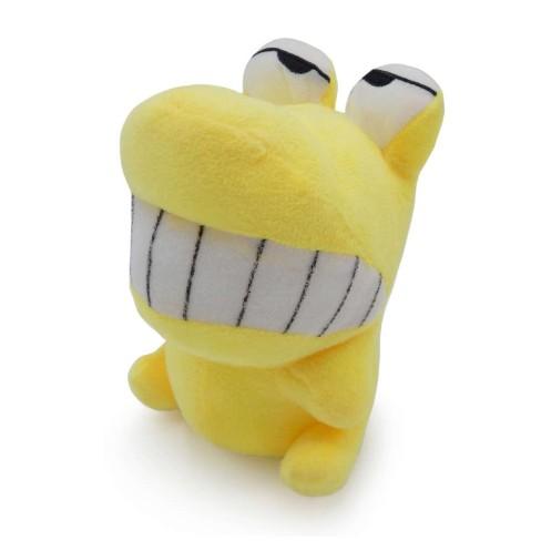 Bichinho de Pelúcia Meu Pet - Pet Toys - Rex amarelo