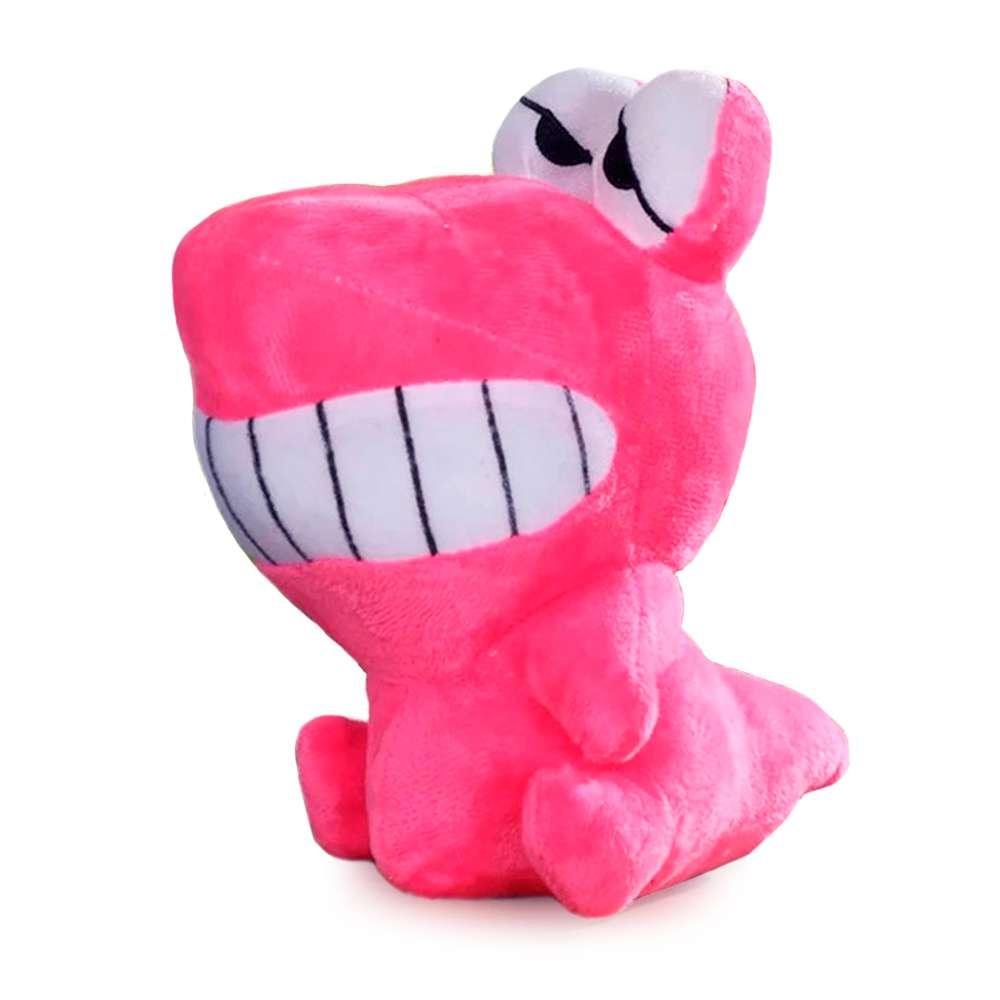 Bichinho de Pelúcia Meu Pet - Pet Toys - Rex rosa