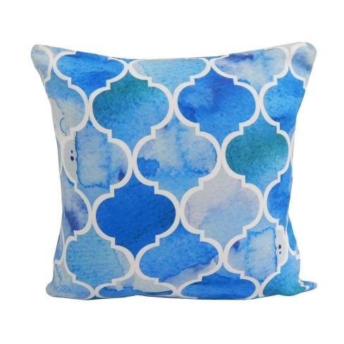 Capa de Almofada Digital Print - Bene Casa - Azul
