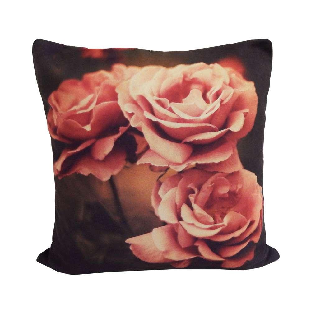 Capa de Almofada Digital Print - Bene Casa - Rosas
