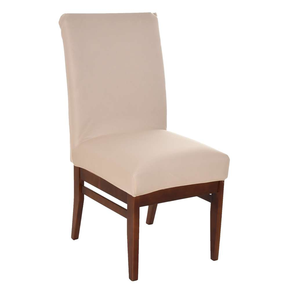 Capa de Cadeira Malha em Gel - Bene Casa - Caqui