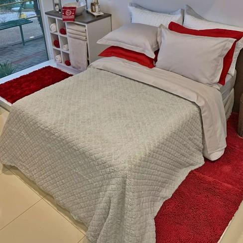 Cobertor Sherpa Blanket Casal 1,80x2,20 - Toalhas Appel - Glacial