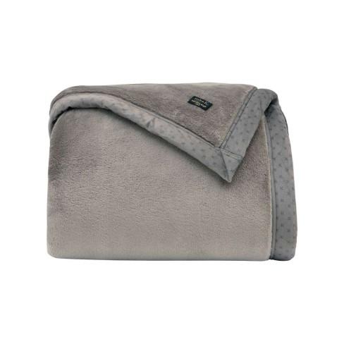 Cobertor Toque de Seda Blanket 700 King - Kacyumara - Caqui
