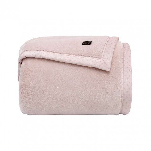 Cobertor Toque de Seda Blanket 700 Casal - Kacyumara - Rose