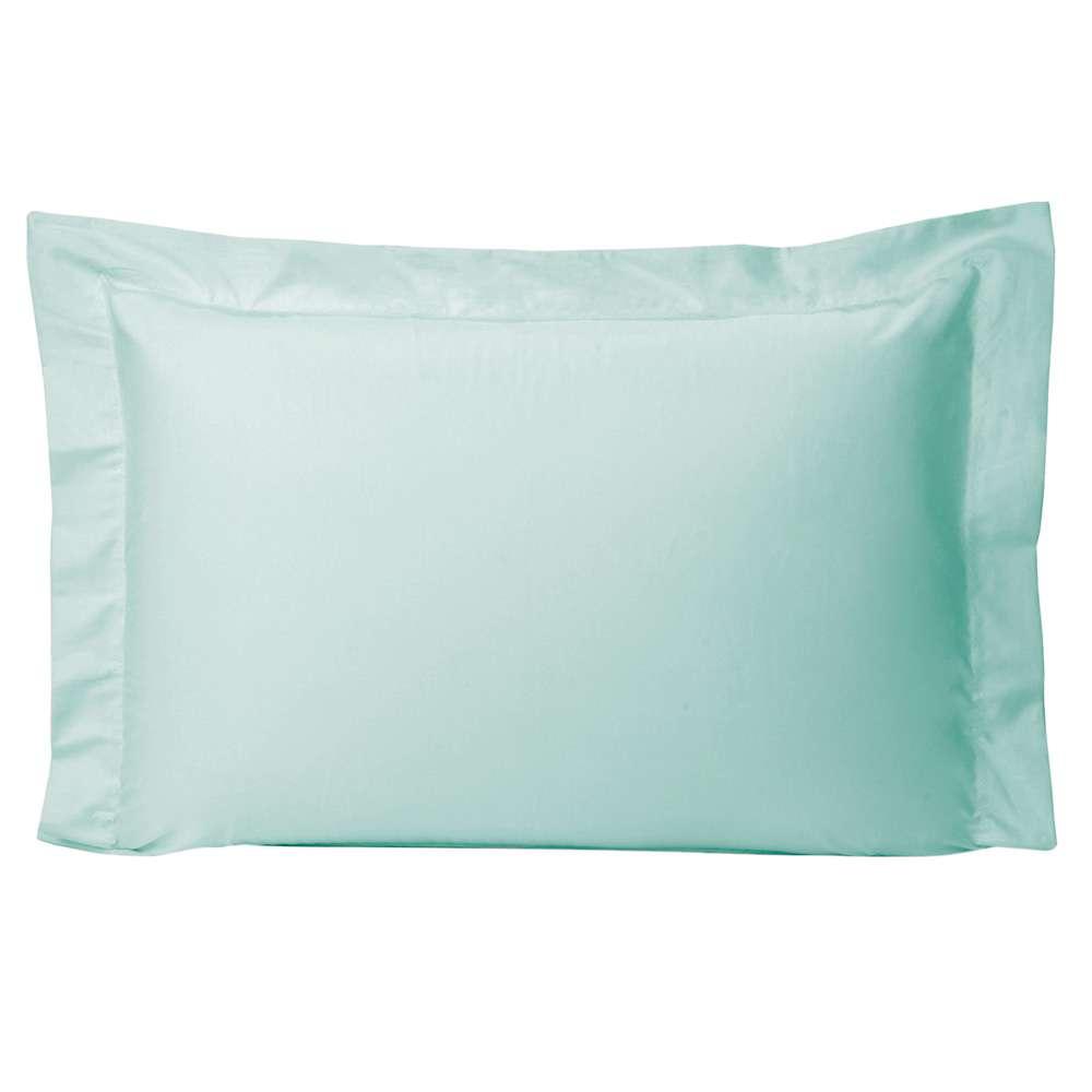 Fronha Percal 400 Fios Diamond 50x70 - Toalhas Appel - Verde