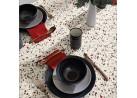 Kit 2 Toalhas de Mesa Limpa Fácil 1,40x2,10 Retangular - Döhler - Evelyn