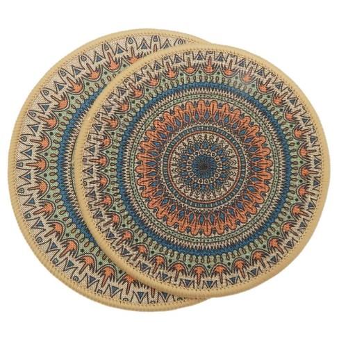 Kit Descanso de Panela 2 peças Nova Mesa - Kacyumara - Caqui
