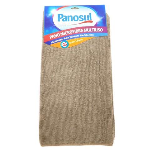 Pano de Limpeza Mega absorção Multiuso 60x80 - Panosul - Camurça