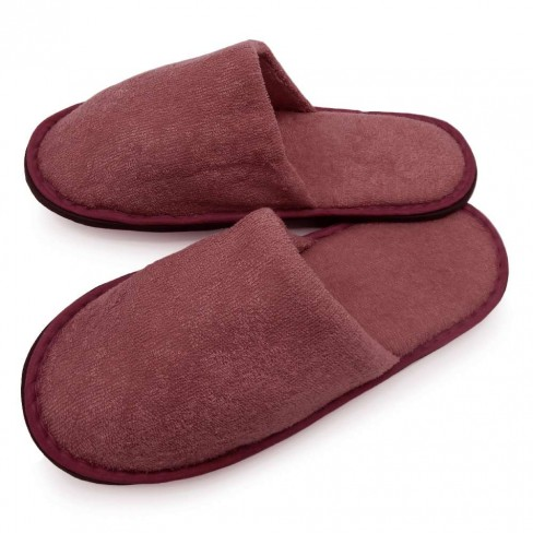 Pantufa Plush Slin - Bene Casa - Vermelho