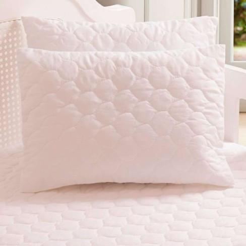 Protetor de Travesseiro Matelado Berço Impermeável Sulbrasil - Branco
