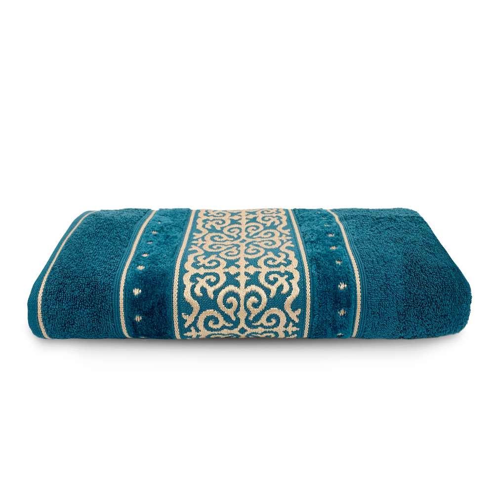 Toalha de Rosto Fio Penteado La Vie - Appel - Azul profundo