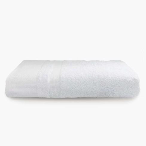 Toalha Banhão Fio Penteado Nobless - Appel - Nobless branca