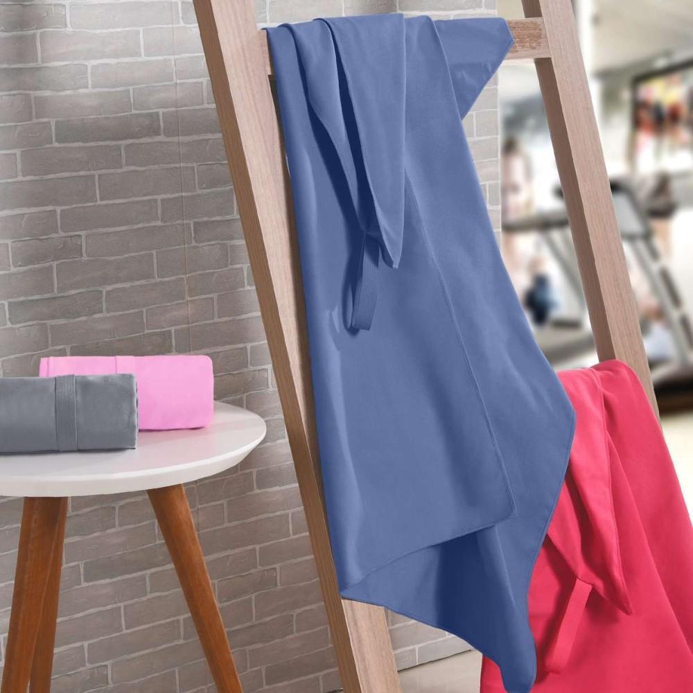 Toalha de Banho Esportiva Easy Dry - Bene Casa - Azul