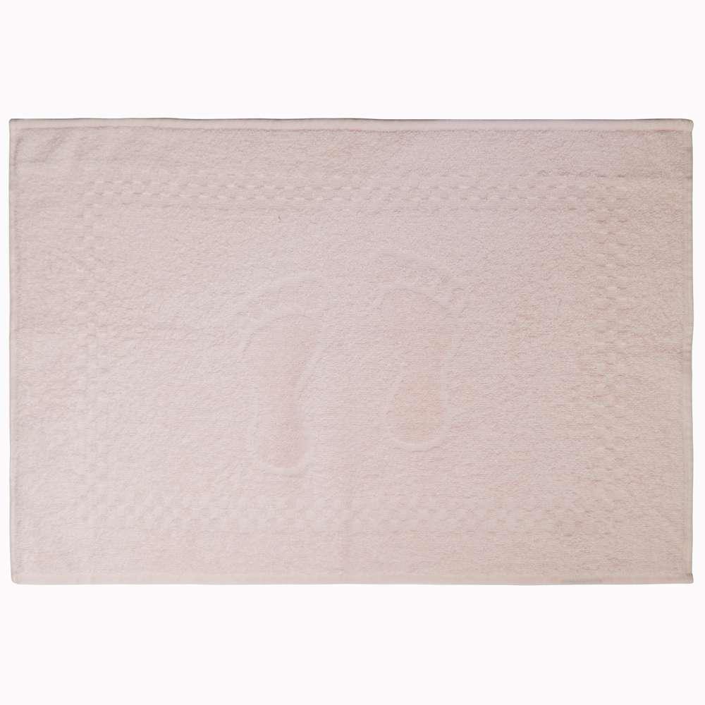 Toalha de Piso Pezinho 45x68 - Toalhas Appel - Rose