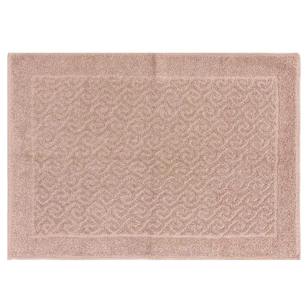 Toalha de Piso Spazio 50x70 - Toalhas Appel - Rosa