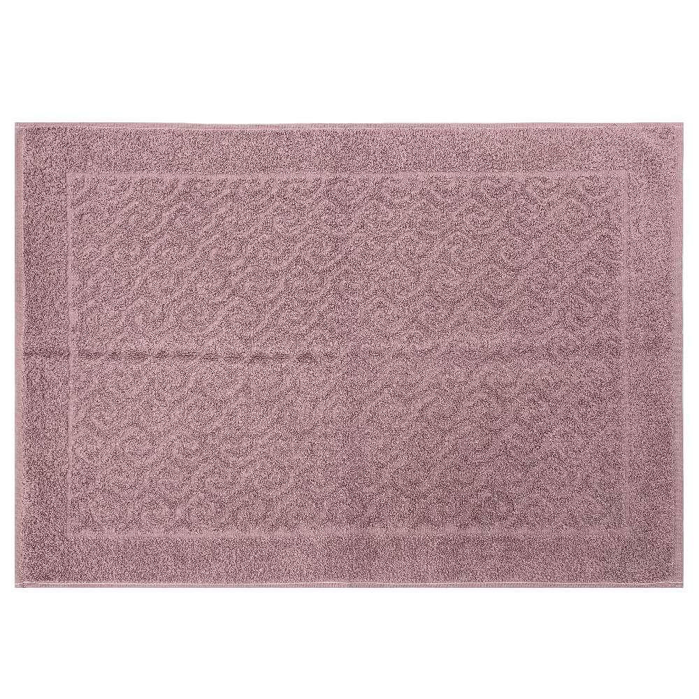 Toalha de Piso Spazio 50x70 - Toalhas Appel - Rosa mistico