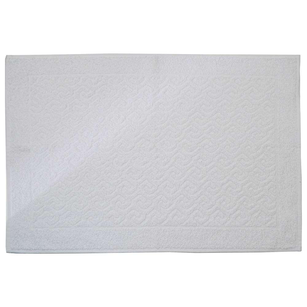Toalha de Piso Spazio 50x70 - Toalhas Appel - Branco