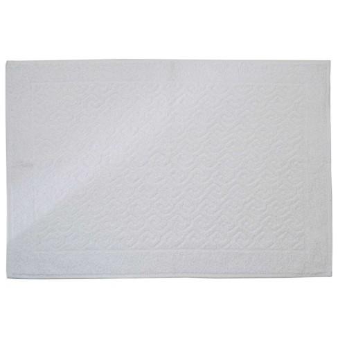 Toalha de Piso Banheiro Spazio - Appel - Spazio branco