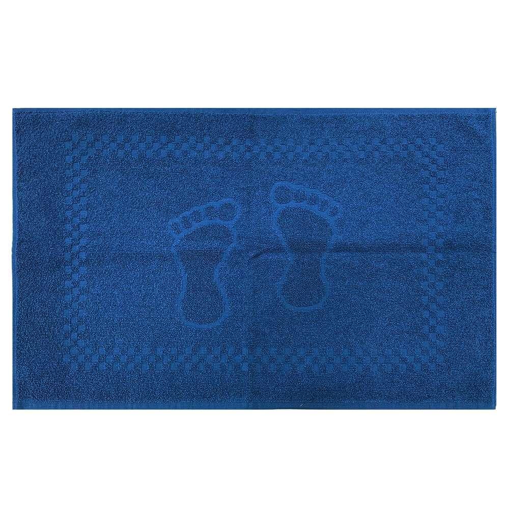 Toalha de Piso Pezinho 45x68 - Toalhas Appel - Indigo