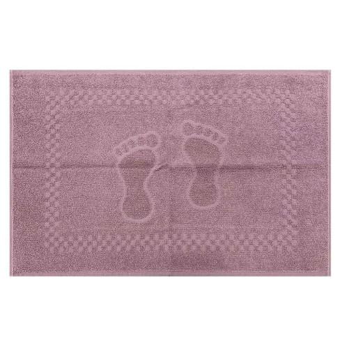 Toalha de Piso Pezinho 45x68 - Toalhas Appel - Orquidea