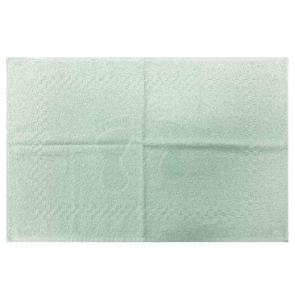Toalha de Piso Pezinho 45x68 - Toalhas Appel - Verde colina