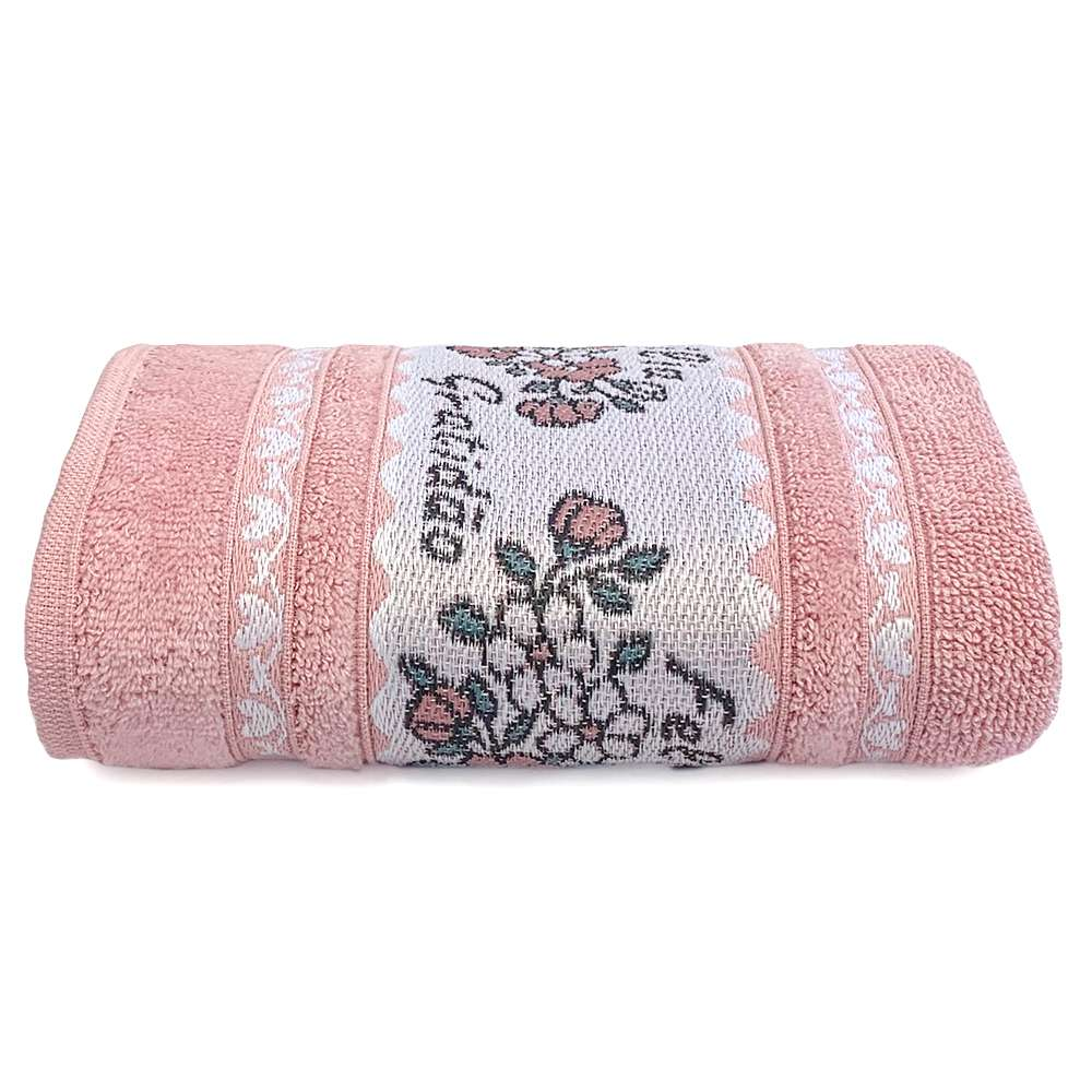Toalha de Rosto Afetto 50x75 - Toalhas Appel - Rosa quartzo