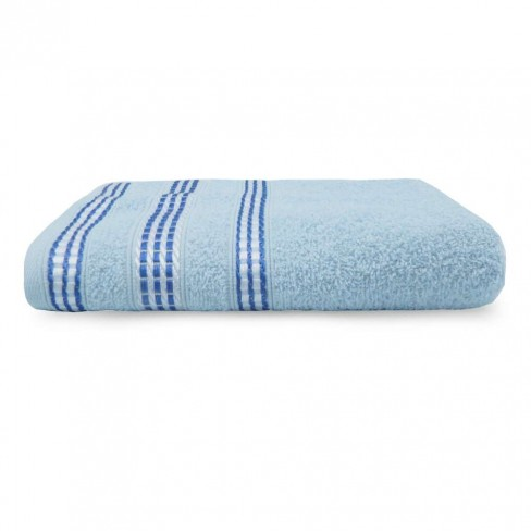 Toalha de Rosto Cannes 45x68 - Toalhas Appel - Azul polar