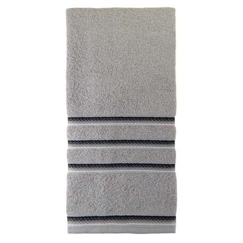 Toalha de Rosto Classic 45x68 - Toalhas Appel - Prata