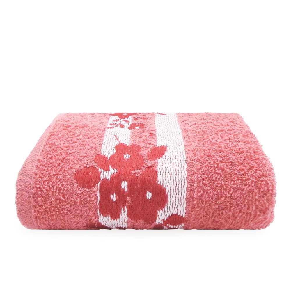 Toalha de Rosto Eden 50x75 - Toalhas Appel - Rose misty