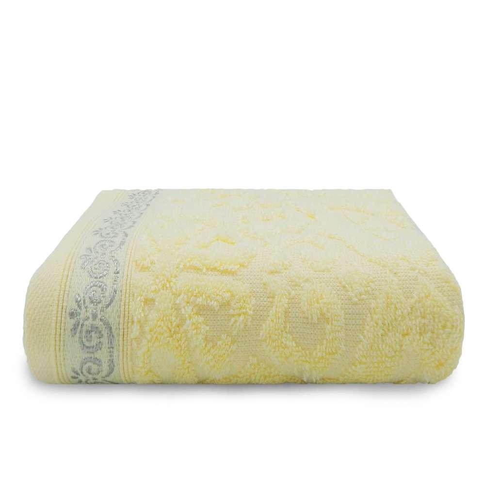 Toalha de Rosto Fio Penteado Ornato - Appel - Manteiga