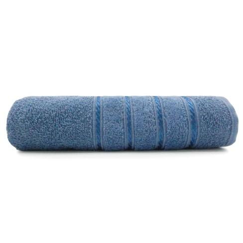 Toalha de Rosto Monari 45x68 - Toalhas Appel - Azul infinity