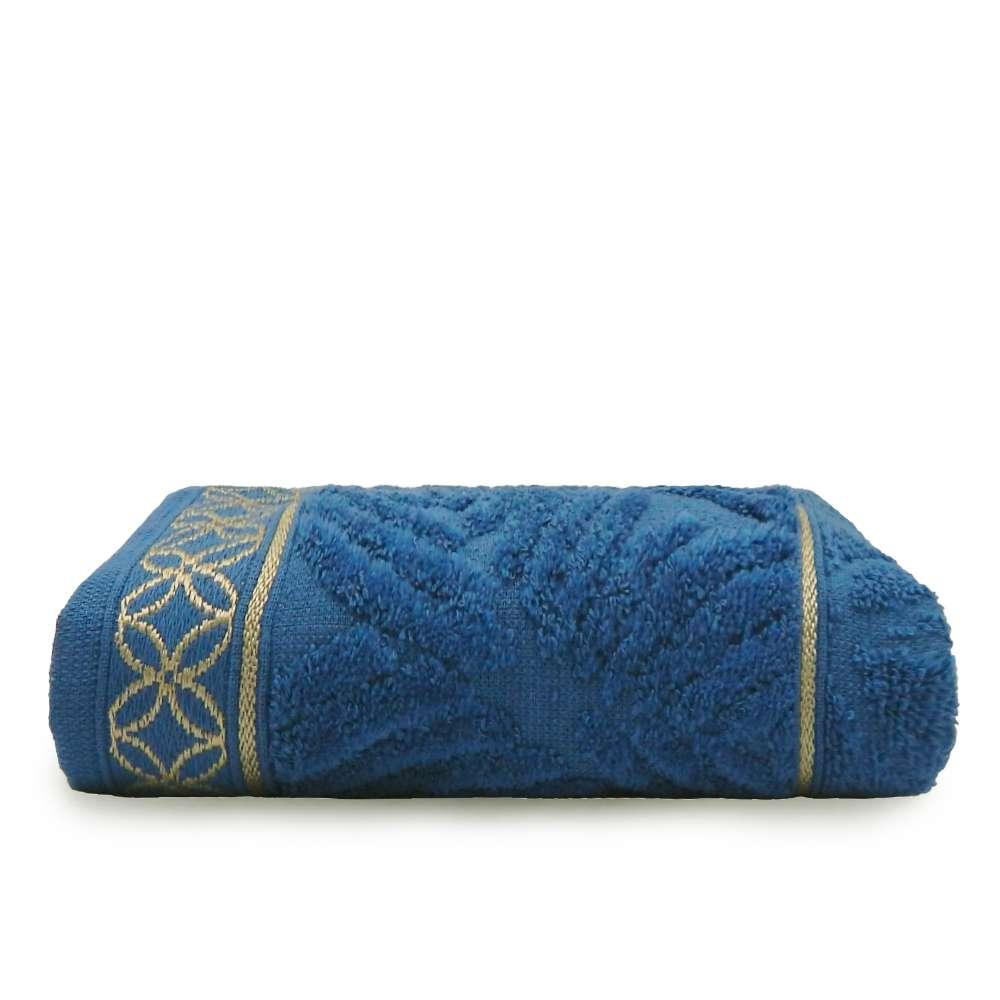 Toalha de Rosto Nativa 50x75 - Toalhas Appel - Azul navy