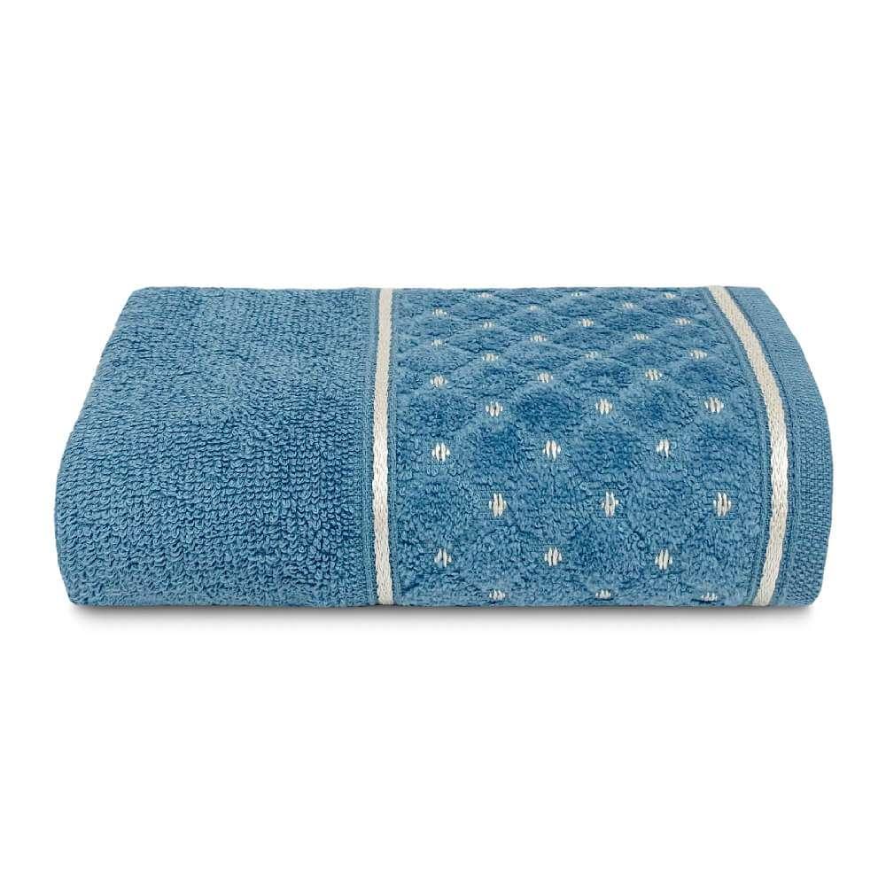 Toalha de Rosto Safira 50x75 - Toalhas Appel - Azul netuno