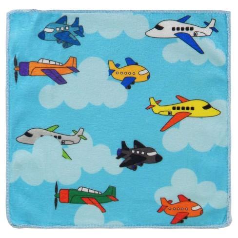 Toalhinha Kids 0,25m x 0,25m - Panosul - Aviões