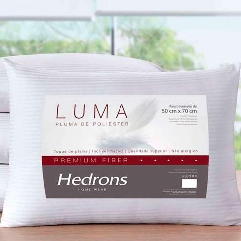 Travesseiro Luma 50x70 - Hedrons - Branco
